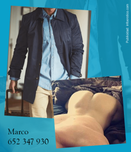 Contactos Gay Madrid - Marco